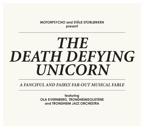 The Death Defying Unicorn - Motorpsycho