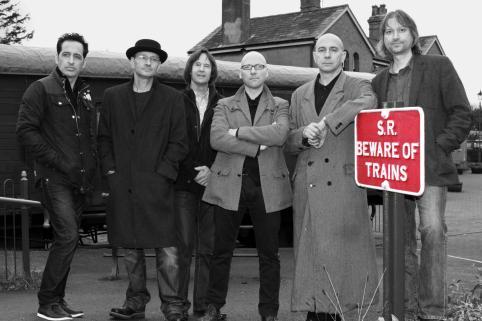Nick, Andy, Dave, David, Danny, Greg.  Photo by Willem Klopper.