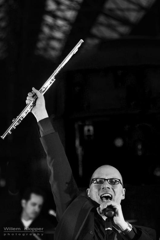 David Longdon.  Photo by the Willem Klopper.