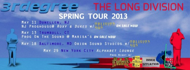3rd degree 2013 tour