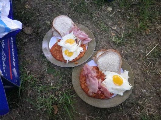English breakfast - publish