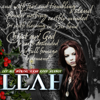 leah christmas