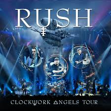 rush clockwork tour