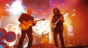 alex and geddy