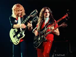 Rush 1980 by Todd Caudle
