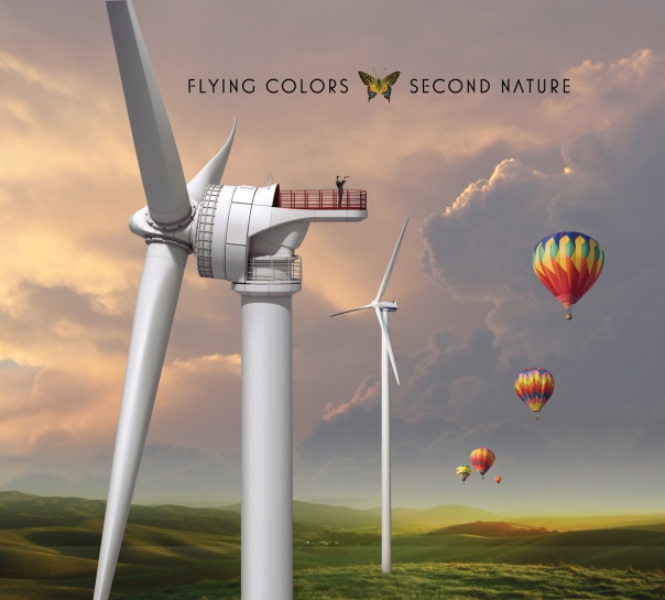 The second LP from Flying Colors.  The first was simply excellent (especially live).  This should be just as good.
