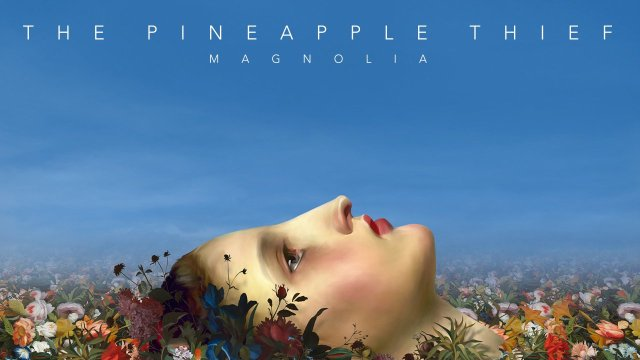 Gorgeous artwork for the forthcoming TPT album, Magnolia.