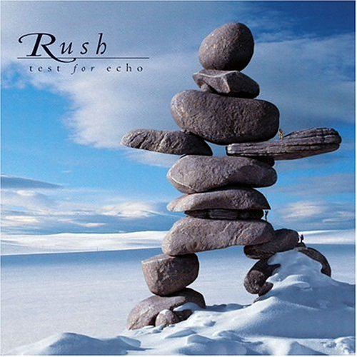 Test for Echo (1996), the final album of Rush 1.0.