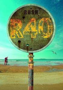R40, Anthem Records, 2014.