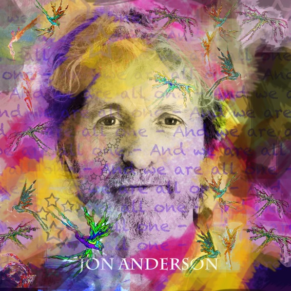 Jon Anderson.