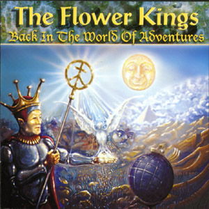 The first official Flower Kings album.