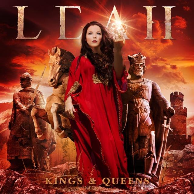 Leah, Metal Maid.