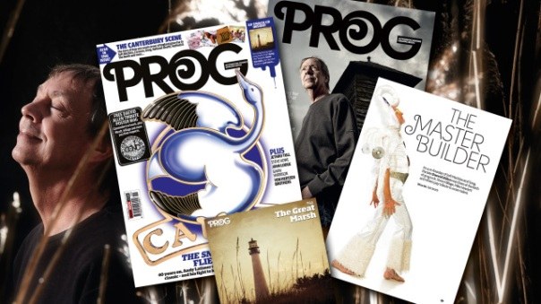 The latest issue of PROG--edited by the incomparable Jerry Ewing--is out.