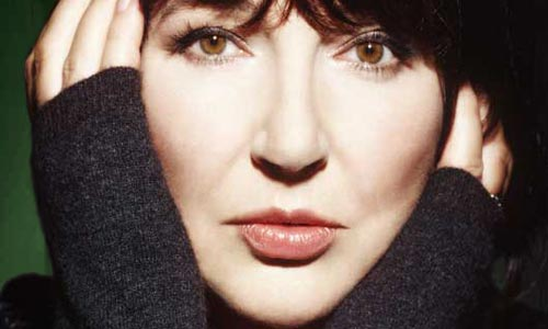 A vision of the Natural Law itself: Kate Bush, ca. 2005