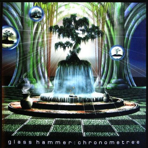 Glass Hammer's Fourth studio album, CHRONOMETREE (2000).