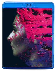 The blu-ray version of HAND.CANNOT.ERASE.  Perfect sound, disappointing but sturdy packaging.