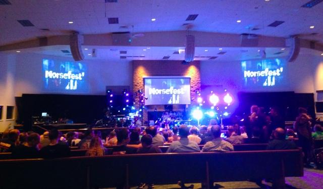 MorseFest, New Life Fellowship Church, Cross Plains, Tennessee.