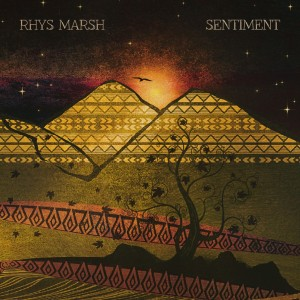 Marsh's captivating solo album, SENTIMENT.