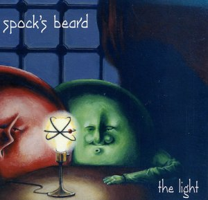 The first album that made me aware of third-wave prog. Spock's Beard, THE LIGHT.