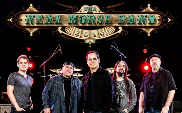 The Neal Morse Band, 2015.