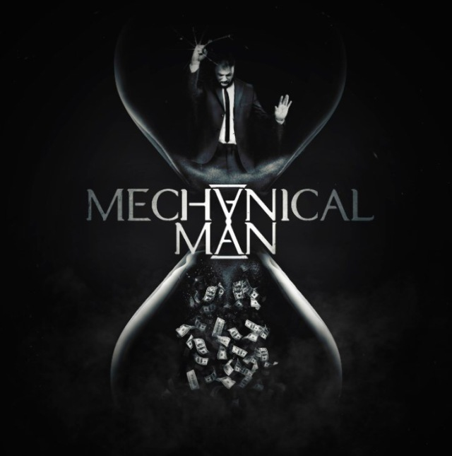 Mechanical Man album art