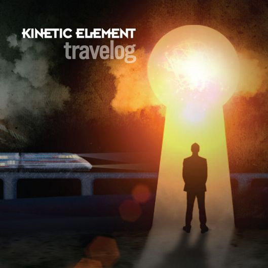 Kinetic Element's second release, TRAVELOG, a thing of mystery and beauty.