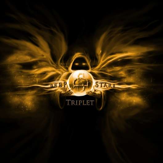 Deep Stare_Triplet_cover