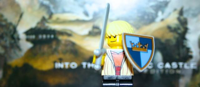 Arjen, Lego Style