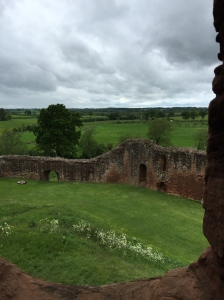 The English Countryside - Kenilworth Castle
