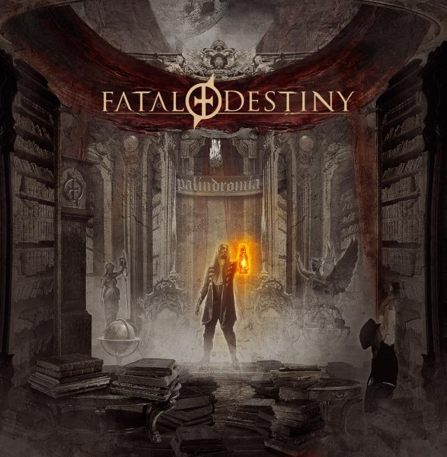 Fatal Destiny Artwork Palindromia