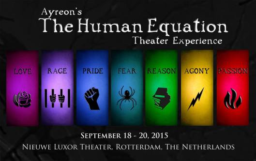 theater equation poster