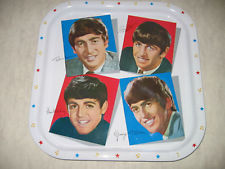 Beatles Tea Tray