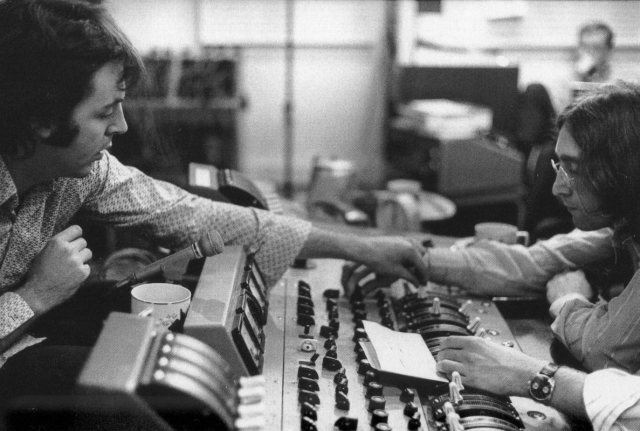 paul john mixing white album 68