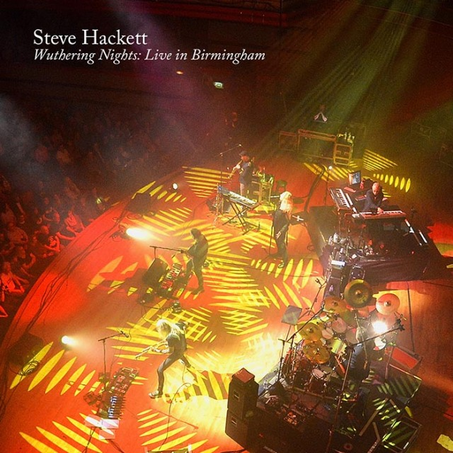 Steve Hackett - Wuthering Nights_ Live in Birmingham
