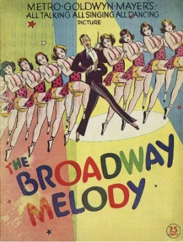 The-Broadway-Melody-1929-MGM-theatrical-release-poster-302x400