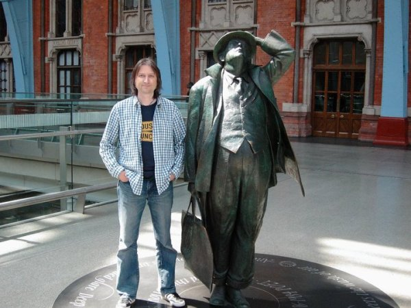 Spawton and Betjeman