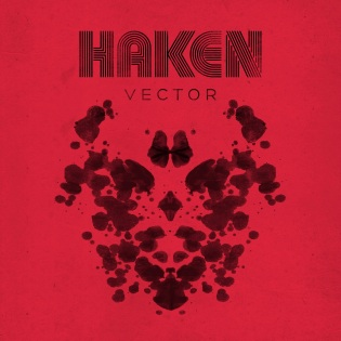Haken Vector album cover