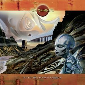 The Tangent Auto Reconnaissance Album Cover