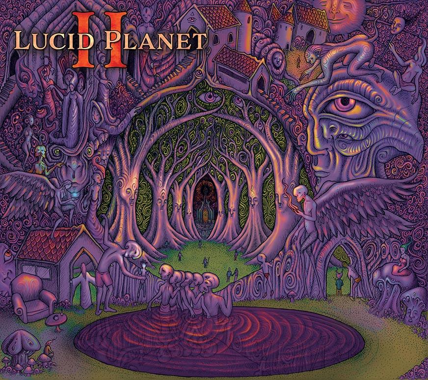 Lucid Planet - II