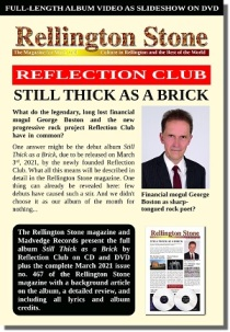Reflection Club - Still Thick As A Brick